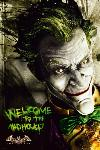 Poster Joker (Batman arkham asylum)