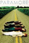 Affiche Paramore (the road)