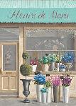 Affiche d'art de Marco FABIANO Flower store errand