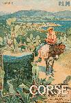Affiche ancienne de DELLEPIANE Corse
