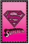 Affiche logo Supergirl
