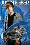 Poster Justin Bieber (arrows)