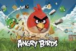 Affiche jeux vidéo Angry Birds