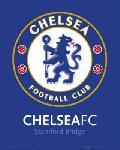 Poster écusson FC Chelsea