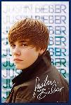 Affiche Justin Bieber (water)