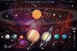 Affiche les planètes du système solaire
