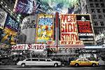 Affiche de New York - Theatre