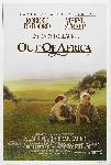 Affiche du film Out of Africa - Souvenirs d'Afrique