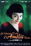 Affiche du film Le Fabuleux destin d Amélie Poulain