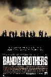 Affiche officielle de Band Of Brothers (frères d'armes)