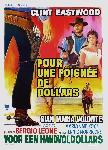Affiche du film pour une poignée de dollars