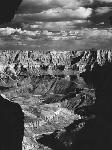 Photo noir et blanc de The Monochrome Gallery Grand Canyon National Park