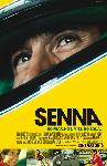 Affiche film documentaire Senna