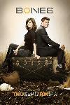 Poster série TV Bones
