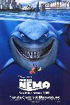 Affiche du film d'animation le Monde de Nemo