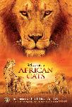 Affiche du film documentaire Felins (African Cats)