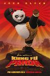 Affiche du film d'animation Kung Fu Panda