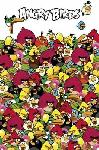 Poster Porte Angry Birds Pile Up