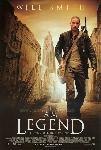 Affiche du film Je suis une Légende - Will Smith
