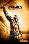 Affiche de la série tv Spartacus : Les dieux de l'arène