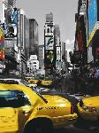 Poster Photography Collection Rush Hour on Broadway