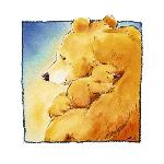 Dessin de Makiko Mother Bear's Love I