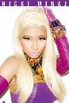 Poster de Nicki Minaj Starships