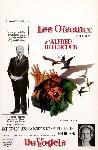 Affiche du film Les Oiseaux d'Alfred Hitchcock