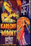 Affiche du film La Momie