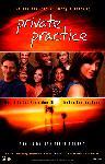 Affiche de la série TV Private Practice (red)