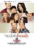 Affiche de la série TV Modern Family
