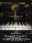 Affiche du film Amadeus