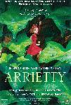 Affiche du film d'animation Arrietty le petit monde des chapardeurs