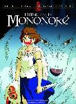 Affiche du film manga Princesse Mononoké (blue)