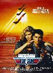 Affiche du film Top Gun (french)