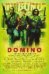 Affiche officielle du film Domino