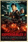 Poster du film The Expendables 2: unité spéciale