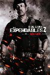 Affiche du film The Expendables 2 (Stallone)
