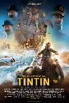 Affiche cinéma Les Aventures de Tintin