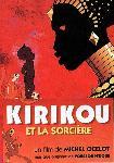 Affiche du film d'animation Kirikou et la sorcière