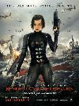Affiche du film Resident Evil : Retribution (Milla)