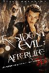 Affiche du film Resident Evil : Afterlife 3D (Milla)