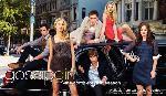 Affiche de la série TV Gossip Girl (cast)