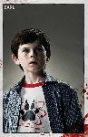 Affiche de la série TV The Walking Dead Carl