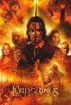 Poster du film Le Seigenur des Anneaux le retour du roi