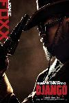 Poster du film Django Unchained (Foxx)