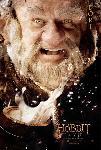 Poster du film Bilbo le Hobbit (Dori)