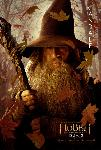 Affiche du film Bilbo le Hobbit (Gandaf)