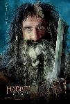 Affiche du film Bilbo le Hobbit (Bifur)