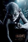 Affiche du film Bilbo le Hobbit (Gollum)